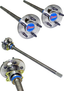 Currie 9 inch axles (pair)
